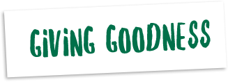 Giving Goodness
